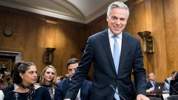 Джон Хантсман затверджений Сенатом новим послом США у Росії