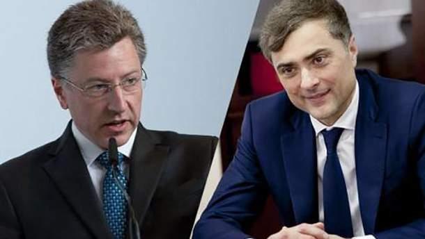Волкер і Сурков зустрінуться у жовтні