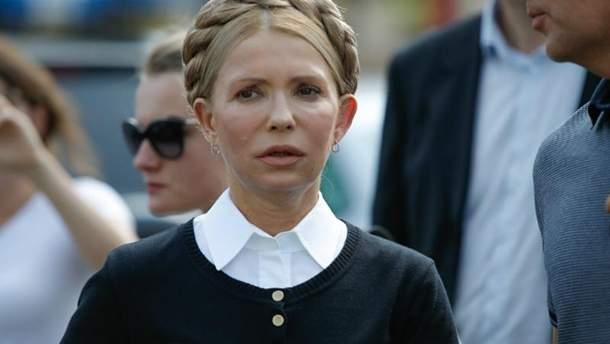 Юлія Тимошенко каже, що бігає по 10 км майже щодня