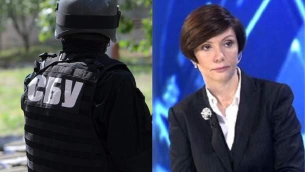 СБУ предотвратила проведение в Киеве акции спецслужб России с участием Елены Бондаренко