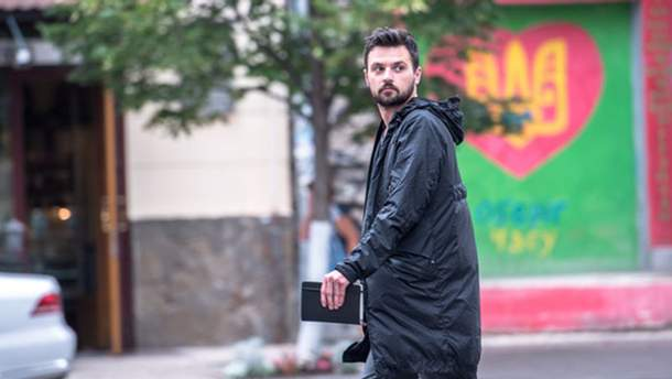 Куртка City Jacket від Riot Division