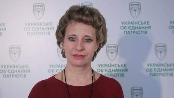 Наталья Кокитко