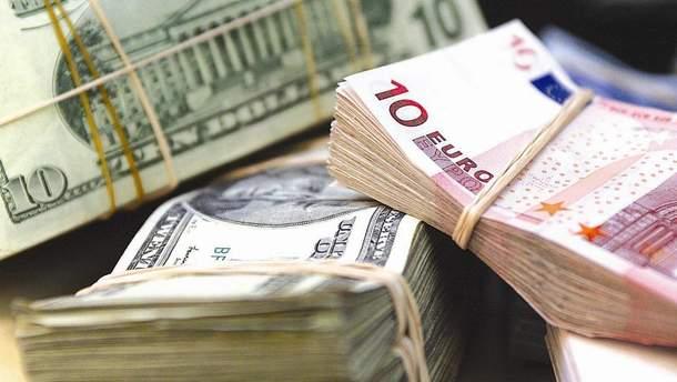 Курс валют НБУ на 2 жовтня: євро та долар додали у ціні