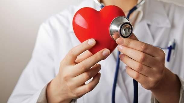 Серцево-судинні захворювання є основною причиною смертності в Україні