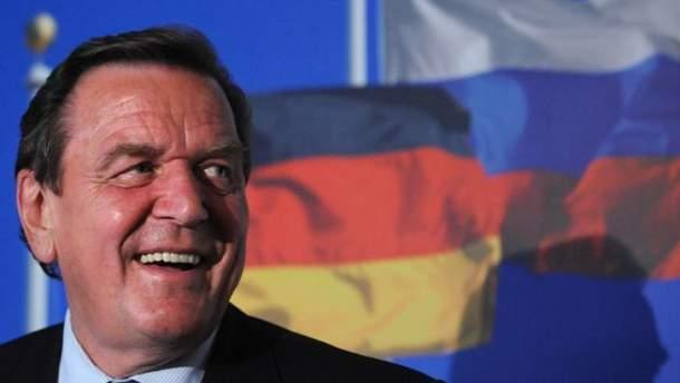 Шредер став новим головою ради директорів