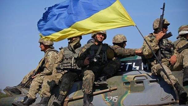 Четверо военных получили ранения на Донбассе, – Штаб АТО