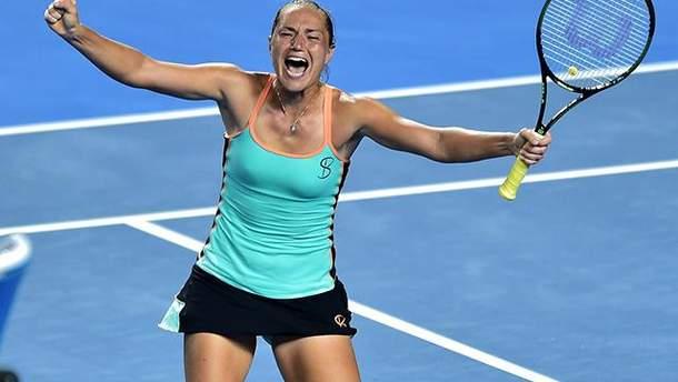 Екатерина Бондаренко победила в WTA Tashkent Open