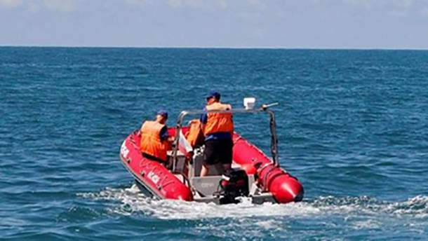 Рыбаки пропали в Азовском море