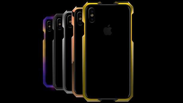 Для iPhone X випустили чохол, дорожчий за вартість самого гаджета
