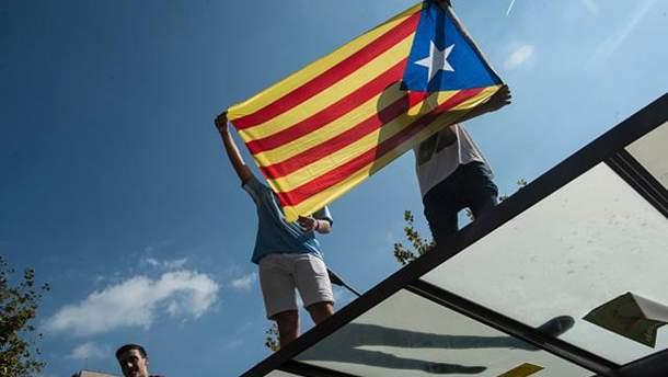 В Каталонии произошла стрельба на избирательном участке