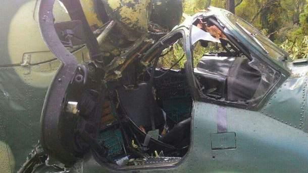 Аварія військового літака у Конго