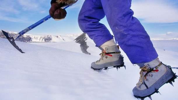 Українські альпіністи за складних умов намагалися піднятися на Ельбрус у 2004-му