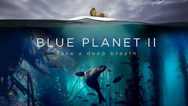 """Ханс Циммер и группа Radiohead для фильма """"Blue Planet"""""""