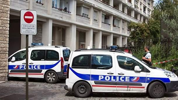 Спецоперация в Марселе