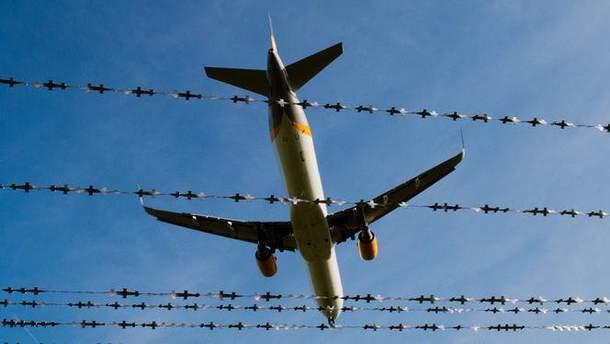 Заборону на польоти над складами у Калинівці продовжили до 9 жовтня