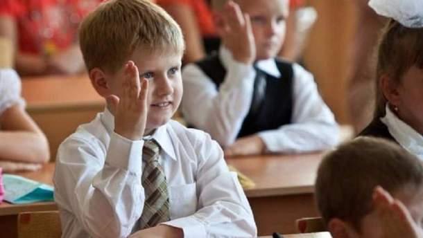 Восстановление работы школ в Калиновке