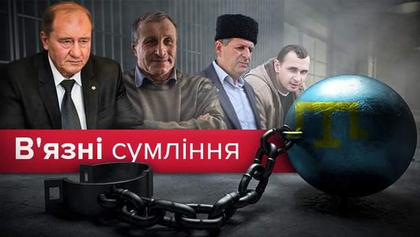 """Згадати всіх: Умеров, Семена, Чийгоз та інші  кримські """"в'язні совісті"""""""