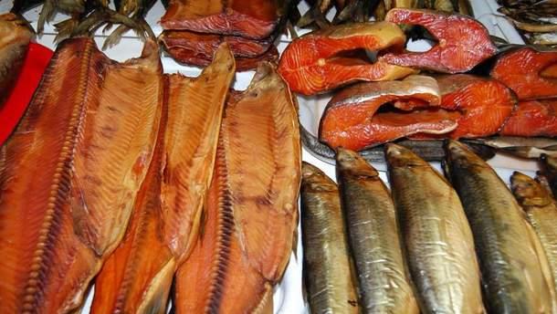 Масове отруєння рибою у Львові