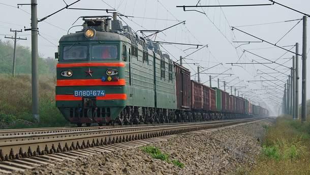 В Харькове поезд сбил мужчину