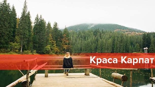 Туристические маршруты Карпат