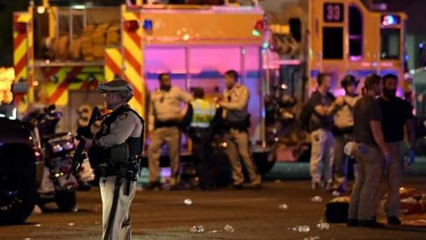 Стрілянина у Лас-Вегасі: підозрюваний застрелив себе сам
