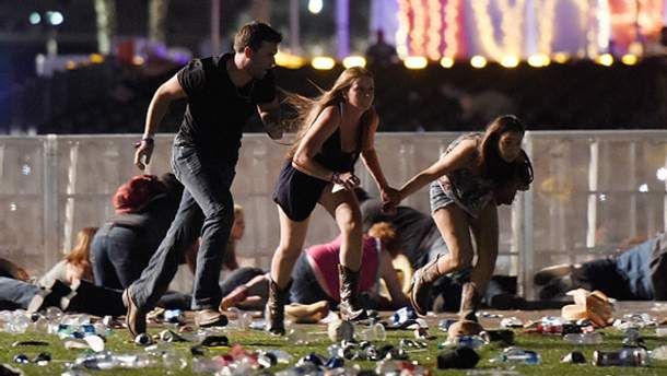 Стрельба в Лас-Вегасе: украинцы не пострадали