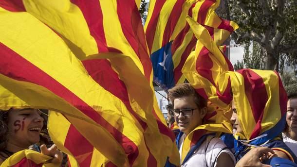 Референдум в Каталонии 2017