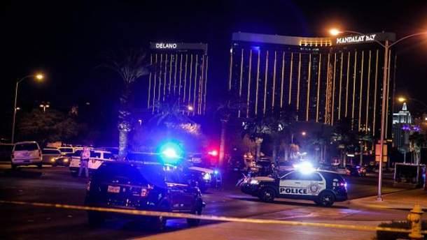 В результате стрельбы в Лас-Вегасе по последним данным погибло 58 человек