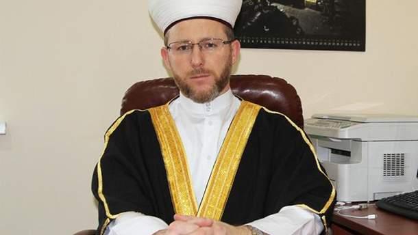 Исмагилов заявил о давлении в Крыму на мусульман