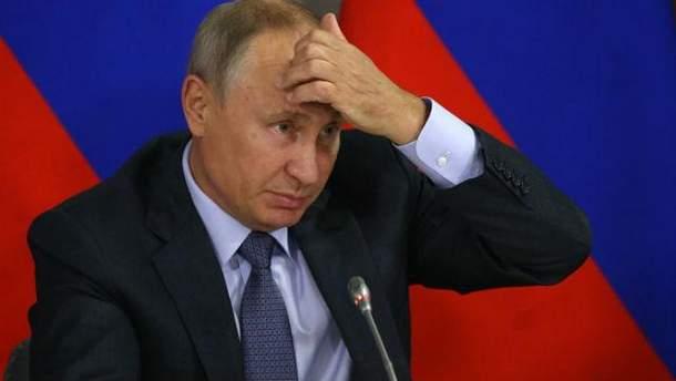 Чего боится Владимир Путин