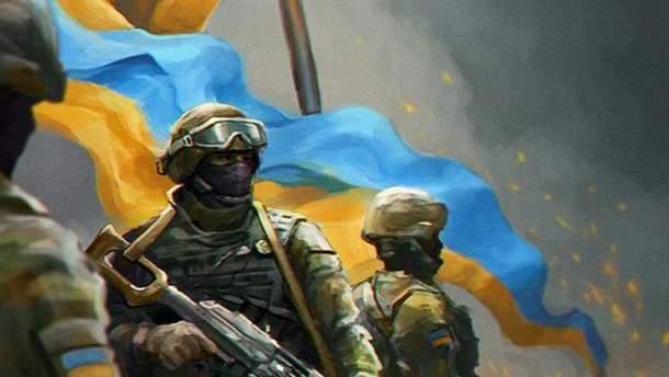 Опубликованы фото бойцов АТО, погибших на передовой в сентябре