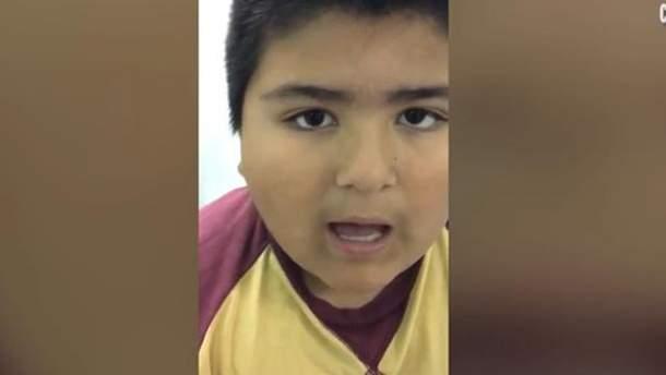 8-річний хлопчик ковтнув свисток