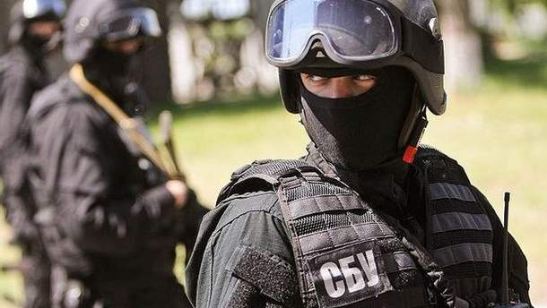 Преступников задержали сотрудники СБУ
