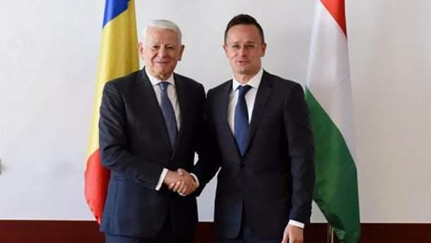 """Венгрия и Румыния совместно выступают против украинского закона """"Об образовании"""""""