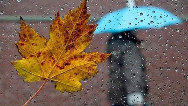 Прогноз погоди в Україні на середу, 4 жовтня