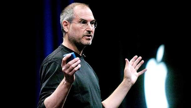 Стів Джобс помер 5 жовтня 2011 року