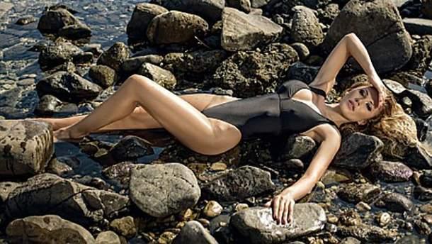 Алена Омаргалиева снялась в горячей фотосессии