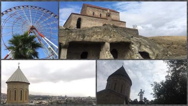 Побачити Грузію за 7 днів: захопливі місцини, які варто відвідати