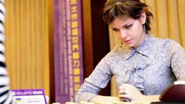 Рейтинг лучших шашкисток мира возглавила Виктория Мотричко