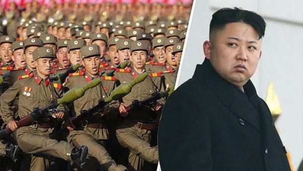 Кім Чен Ин і його ядерна армія
