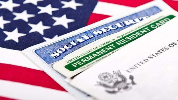 Регистрация для получения Green Card началась