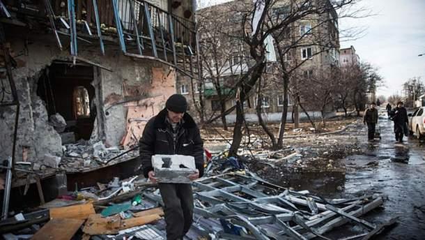ЕС выделит деньги на восстановление Донбасса