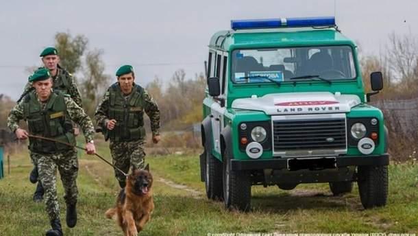 Совместный контроль на украинско-молдавской границе