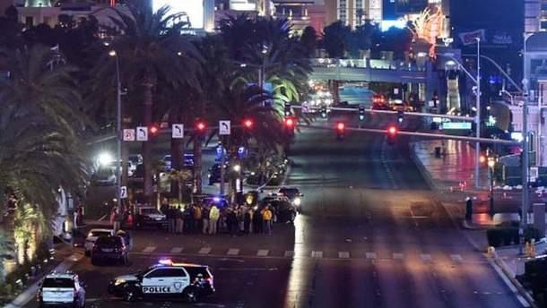 Теракт в Лас-Вегасе