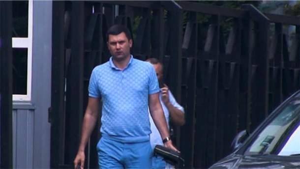 Александр Мельникович подал в отставку