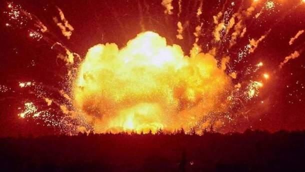 Взрывы в Калиновке: экспертиза установила важный факт
