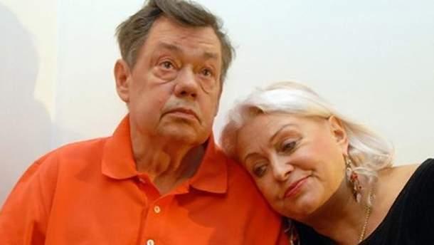У російського актора Миколи Караченцова діагностували рак