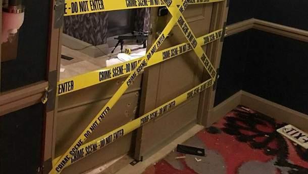 Фото из квартиры стрелка из Лас-Вегаса