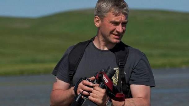 У Києві затримали російського журналіста В'ячеслава Немишева