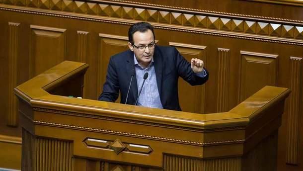 """""""Самопоміч"""" не голосуватиме за """"капітуляційні"""" закони щодо Донбасу"""